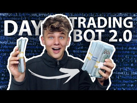 Day Trading Bot Doubled My Money?!