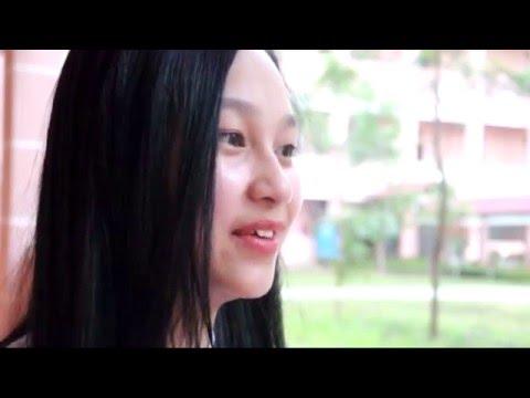 Học sinh BTX thanh lịch: 12A4 Khổng Nguyễn Phương Giang
