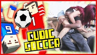 THE SOCCER RIVALRY GETS DEEPER! - Cubic Soccer | Mobile Series Ep.24