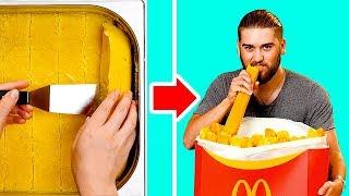 15 AMAZING FOOD PRANKS THAT'LL SHOCK EVERYONE
