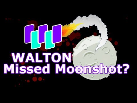 Walton Twitter Mistake-Streets Are Bloody, Buy Time? | Mainnet & Child Chains Soon...