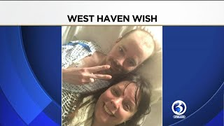VIDEO: CT man's dying wish is to meet President Trump