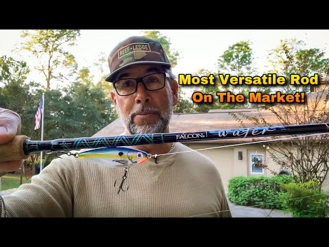 Most Versatile Spinning Rod On The Market