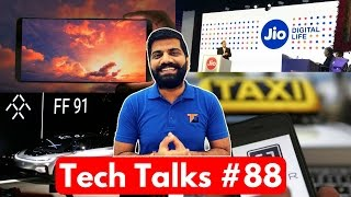 Tech Talks #88 S8 Revealed, Facebook Down, Jio Fiber 1Gbps, Weak Passwords, Moto G5