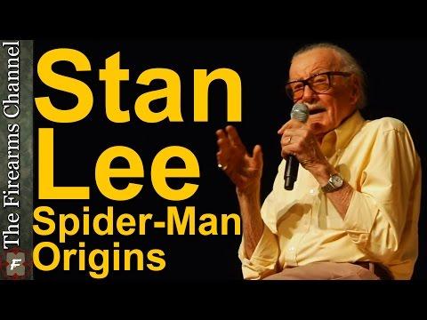 Stan Lee Origins of Spider-Man Phoenix Comic Con