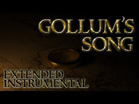Howard Shore (LOTR: The Two Towers) — Gollum's Song (Instrumental) [Extended + Heavy Night Ambience]