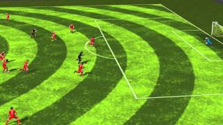FIFA 14 iPhone/iPad - Thuggee League vs. FC Bayern