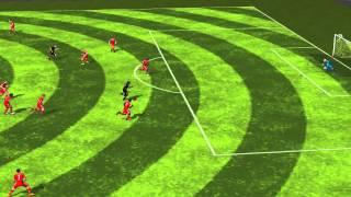 FIFA 14 iPhone/iPad - Thuggee League vs. FC Bayern