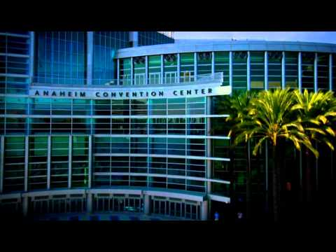 Anaheim Convention Center Grand Plaza - Open for Business