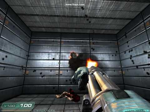 Doom 3 Super Weapons Mod