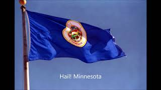 Official Minnesota State Song: Hail! Minnesota