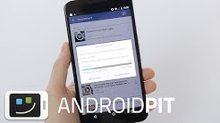 So speichert Ihr Facebook-Videos auf dem Smartphone