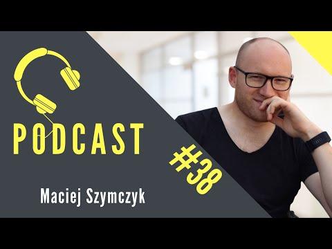 #38 Maciej Szymczyk - Big Data w Cyberbezpieczeństwie