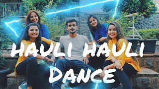 #DeDePyaarDe #hauli_hauli #Ashish_Souda           HAULI HAULI|DANCE CHOREOGRAPHY |FOR LADIES BATCH