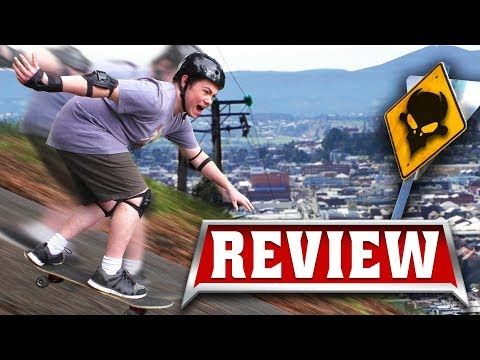 Tony Hawk's Downhill Jam Review - Square Eyed Jak