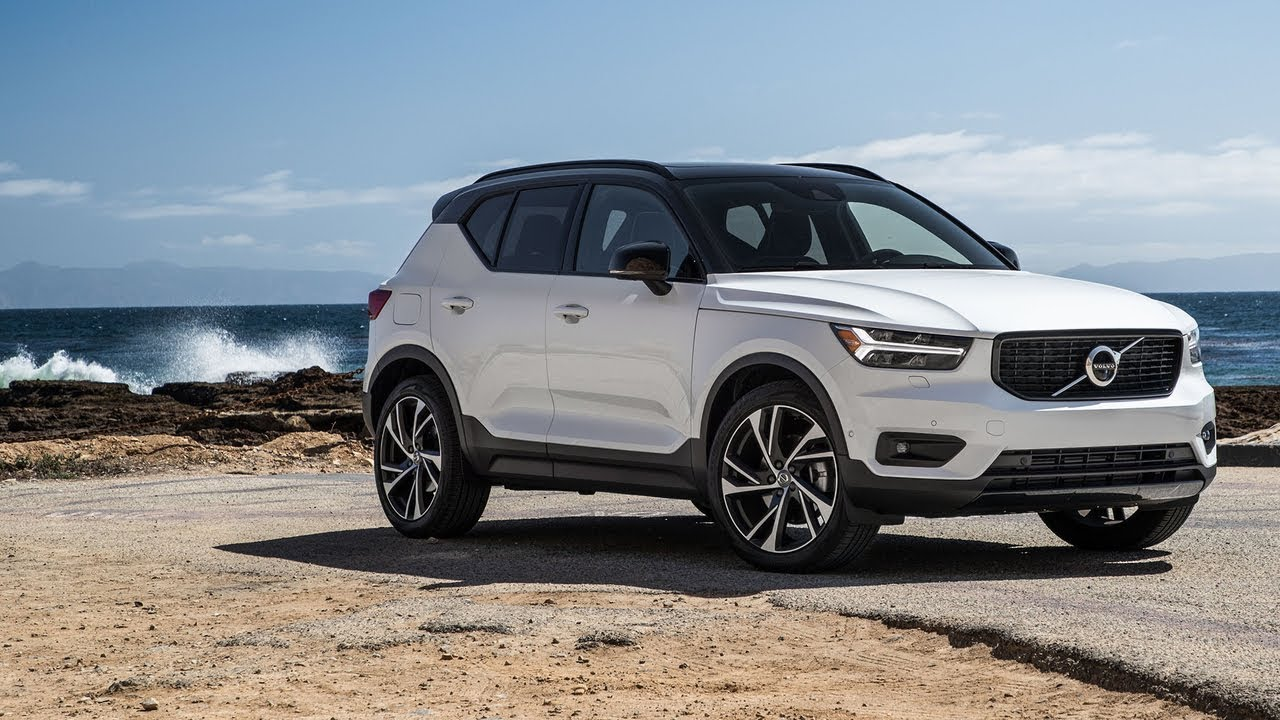 New 2020 Volvo Xc40 Perfect Suv