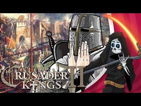 Что такое Crusader Kings 2 - бесполезное мнение