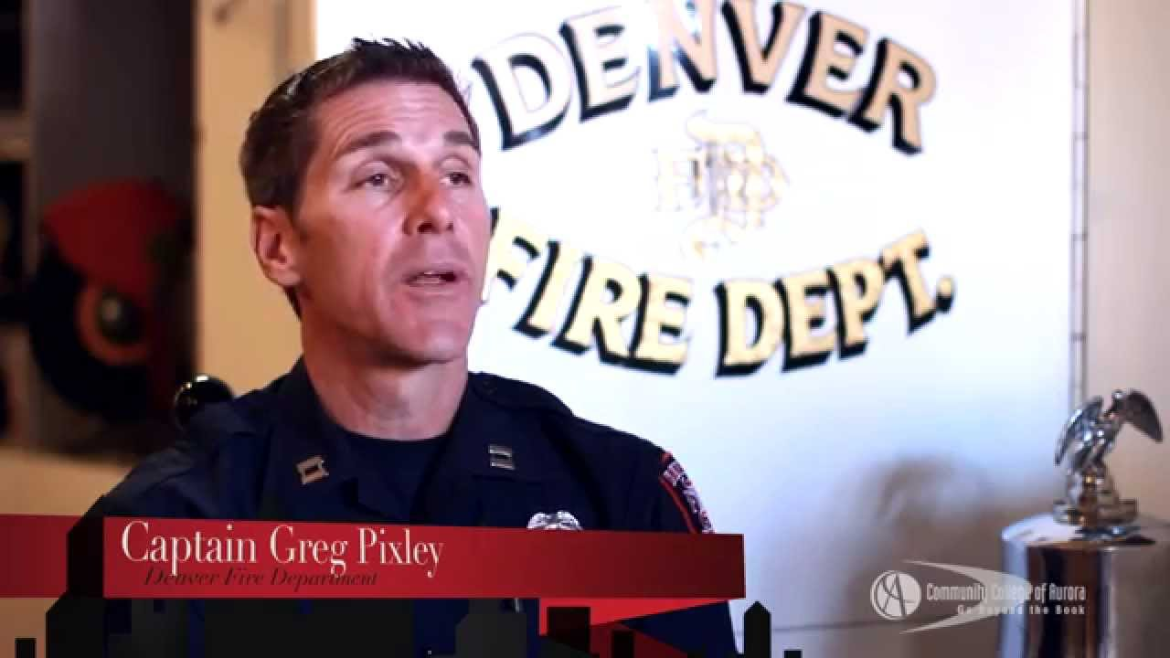 interview greg pixley from denver fire department interview greg pixley from denver fire department