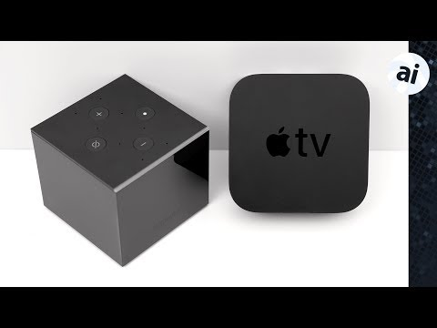 Fire TV Cube Vs Apple TV 4K - Which One Is Right For You?