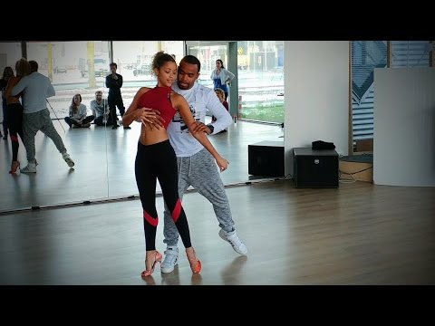 Lovely! Dua Lipa - Be The One - Carlos da Silva & Fernanda da Silva - 2017 Amsterdam ZNL Festival