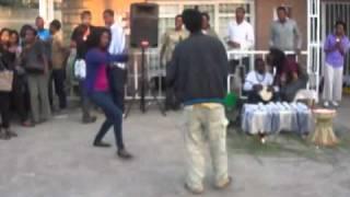Funy Agew dance but nice!