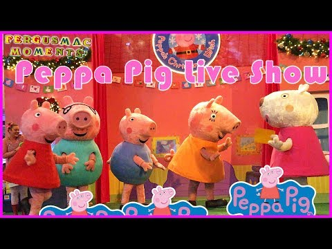 Peppa's Christmas Wish - A Peppa Pig Live Show on Stage