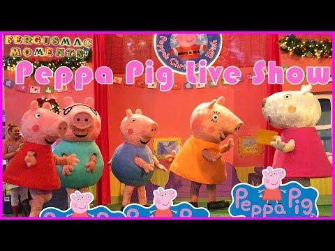 Peppa's Christmas Wish - A Peppa Pig Live Show on Stage