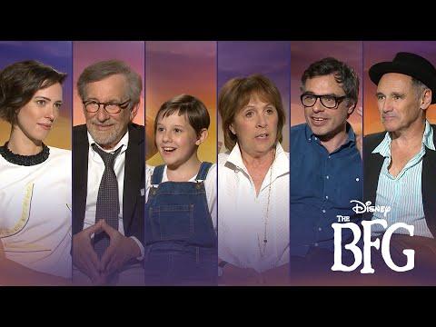 THE BFG  Sit Down With The Stars & Matthew Hoffman  Regal Cinemas