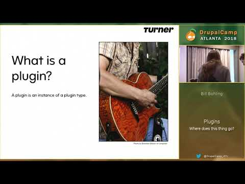 DCATL 2018 - Plugins or, Where does this Thing go - Bill Bohling on YouTube