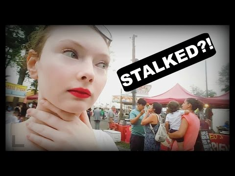 STALKED At The Fair?!