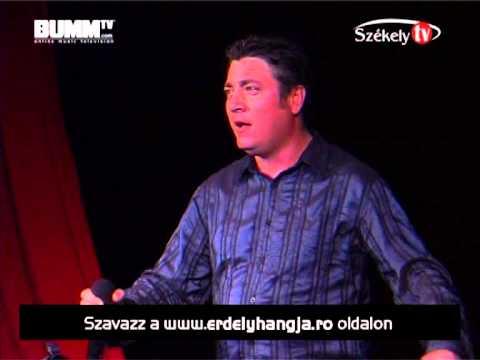 Erdély Hangja™   2012 Elődöntő 3   KOCSIS CSONGOR ZSOLT   Www Bummtv Com