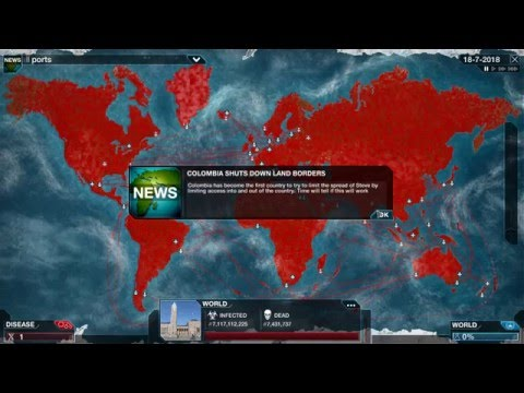 Plague Inc: Evolved - Creating the Ultimate Plague
