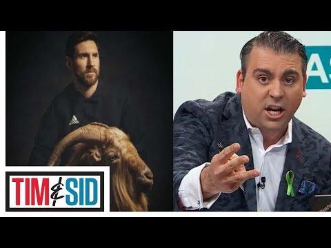 Ending the Messi, Ronaldo GOAT debate
