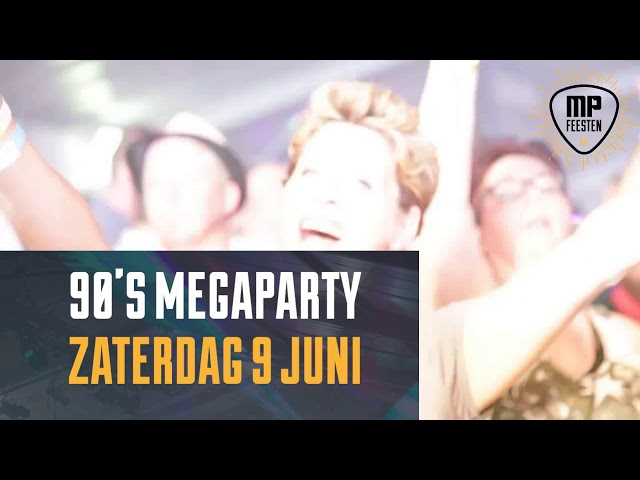 90S MEGAPARTY 2018 Geleen