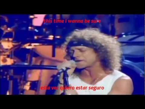 I've been Waiting for a girl Like You - Foreigner - Subtitulado Español / Inglés