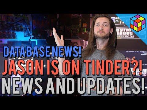 JASON IS ON TINDER?! Database & Development News! - 2017/06/09 - LaunchBox News And Updates
