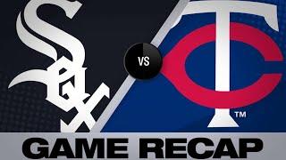 5/25/19: Cron, Adrianza, Gibson power Twins past Sox