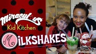 Miraculous Ladybug – Lindalee Kids Kitchen | Miraculous Milkshakes!
