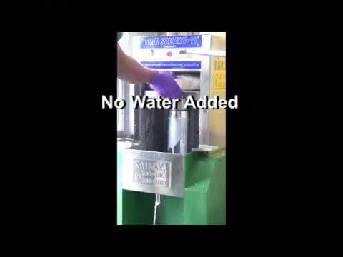 Coconut Milk Hydraulic Press (SAKAYA)