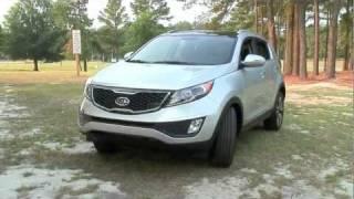 Kia Sportage SX 2011 Videos