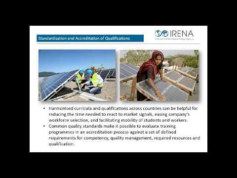 Education and Skills Needs in the Renewable Energy Sector