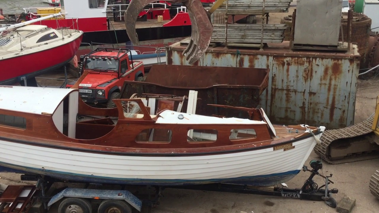 boat engine repairs portsmouth