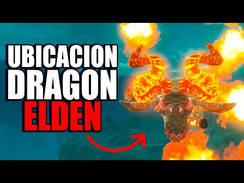 Secretos y Trucos de Zelda Breath of the Wild #14 | Elden el Dragon Rojo