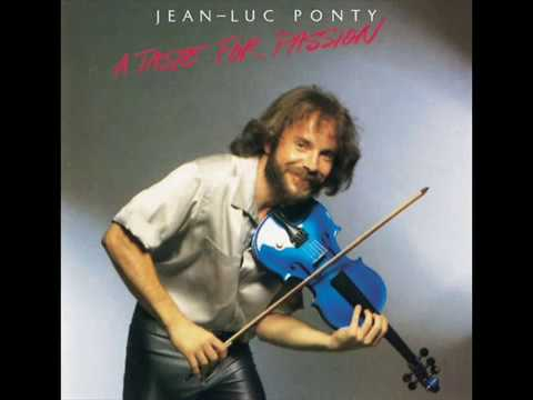 Jean-Luc Ponty - A Taste For Passion (Full Album)