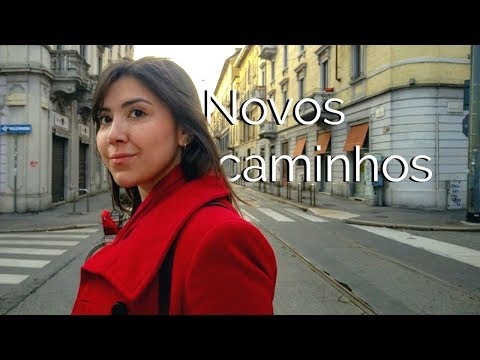 OI SUMIDOS! | TUDO NOVO: novo canal, novo projeto, novo país!