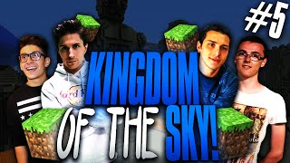 Minecraft | DUNGEON EPICI, NETHER E SCLERATE! Kingdom of the sky! #5 w/Mates