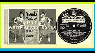 Brenda Lee - White Silver Sands YouTube Videos