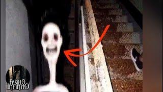 Los Vídeos mas Extraños que se han Registrado 14  Pasillo Infinito