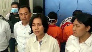 Emak-emak Diduga Sindikat Peredaran Narkoba Antar Kota Ditangkap Polisi
