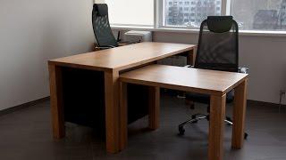 Wooden Office Tables/Деревянные столы в офис